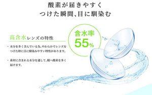 エルコンワンデー55含水率55%