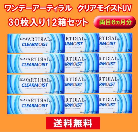 ワンデーアーティラル12箱セット
